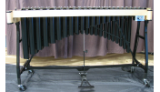 Musser M55 vibraphone player side - after