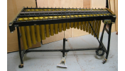 Musser M55 vibraphone - player side